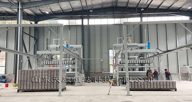 石膏生产线对主要设备和工艺技术的选择